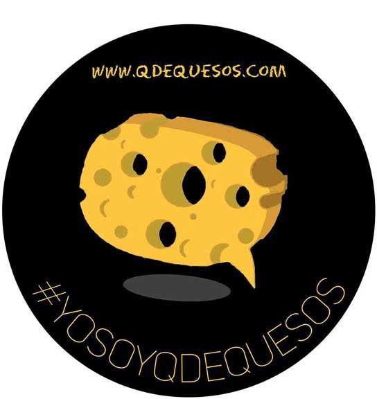 Logo Q de Quesos
