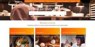 Unilever Food Solutions lanza su nueva web creada por y para chefs