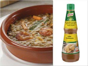 Caldo líquido concentrado Knorr