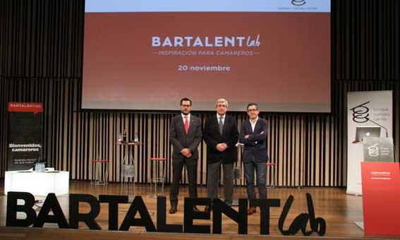 Presentación de Bartalent Lab en el Basque Culinary Center de San Sebastián