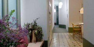 Casa Mathilda: el placer de alojarse en un piso del Ensanche barcelonés