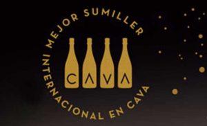 Logo concurso mejor sumiller internacional cava