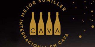 Convocado el II Concurso Mejor Sumiller Internacional en Cava