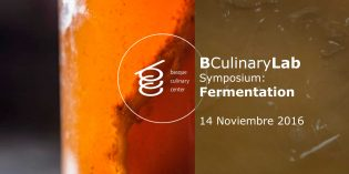Simposium sobre fermentación en el BCulinary Lab, en San Sebastián