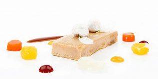 Terrina de foie con matices: receta Distform de Miguel Cobo