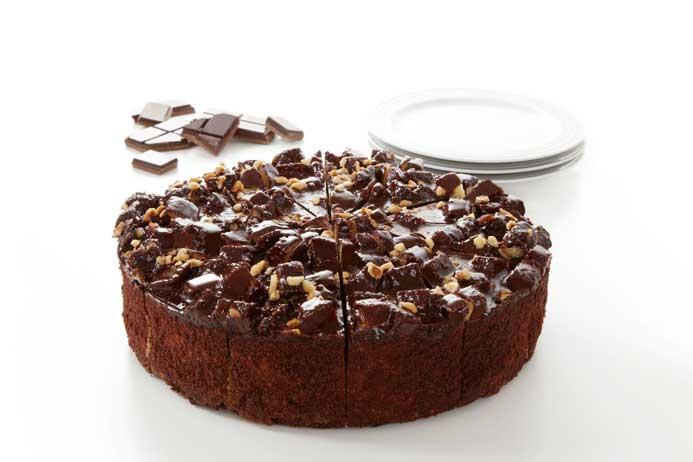 Chocolate Crunch Cake de Erlenbacher