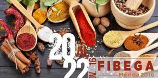 Encuentro de Chefs Iberoamericanos en la feria gastronómica Fibega, en Mérida