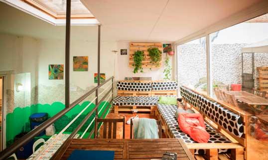 El Hostel One Paralelo de Barcelona