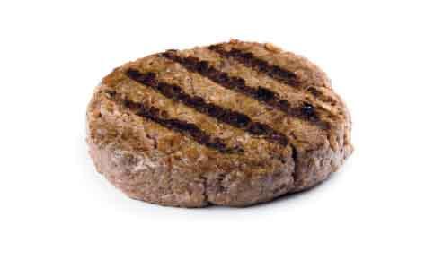 Hamburguesa de rabo de Koama