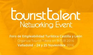 Logo de Tourist Talent Networking Event