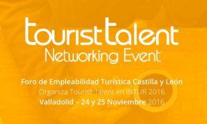 Logo de Tourist Talent Networking Event