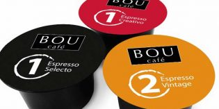 Cápsulas de café con aromas: lo nuevo de Bou Café
