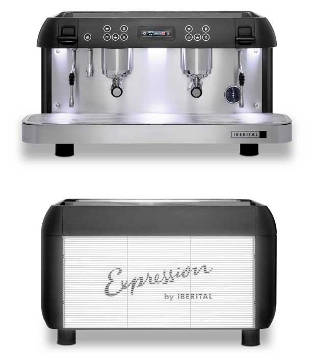 Máquina de café Expression Pro, de Iberital