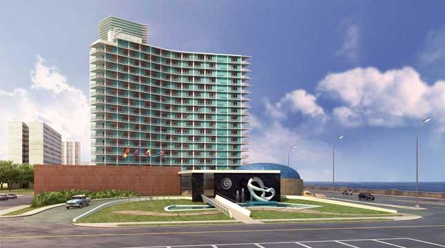 El emblemático hotel Riviera, en el Malecón de La Habana, será íntegramente reformado