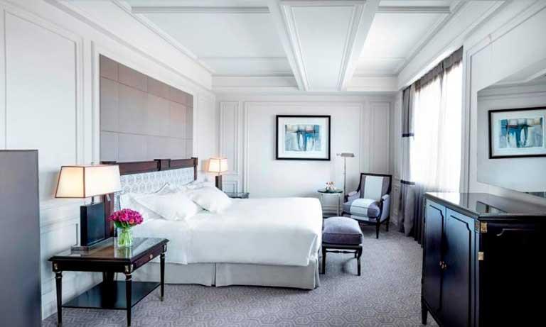 Suite del hotel Villamagna, adquirido por Dogus Group