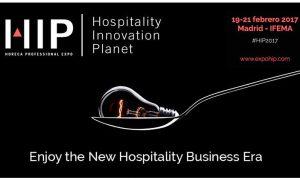 Logo de la feria de hostelería HIP