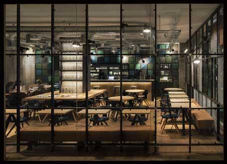 El espectacular interiorismo de OhBo, en Barcelona