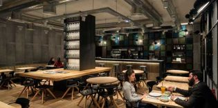 Cómo el diseño apoya el concepto gastronómico: los ejemplos de New York Burger y OhBo