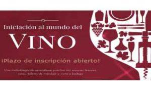 Logo del curso de iniciación al vino de ESHBI