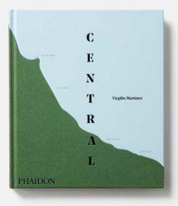 Portada del libro Central, de Virgilio Martínez