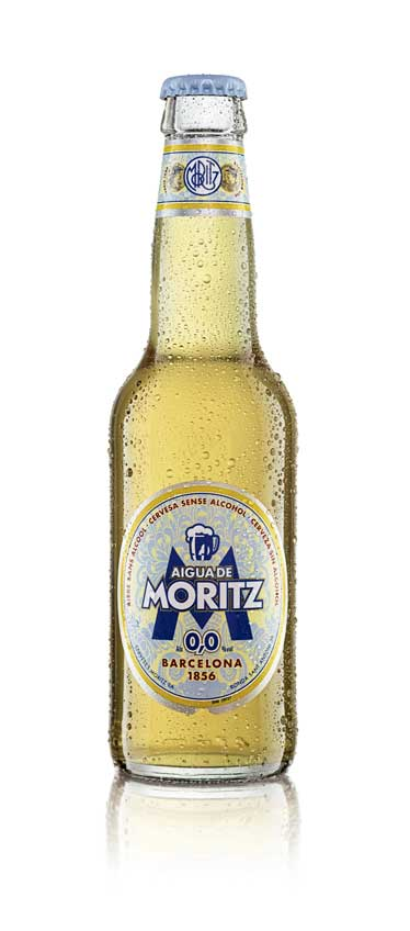 Cerveza Aigua de Moritz