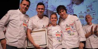 Álvaro Salazar y Pedro Montolio ganan la 1ª semifinal del concurso Cocinero del Año