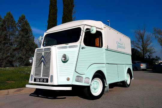 Food truck de Brave Jupiter (Skull's Garage)