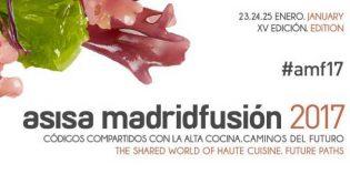 Madrid Fusión estrena nombre y presenta un ambicioso programa