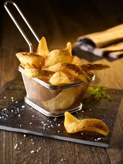 Patatas fritas Rustic Twist