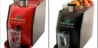 Vitamini, la licuadora súper compacta de frutas y verduras