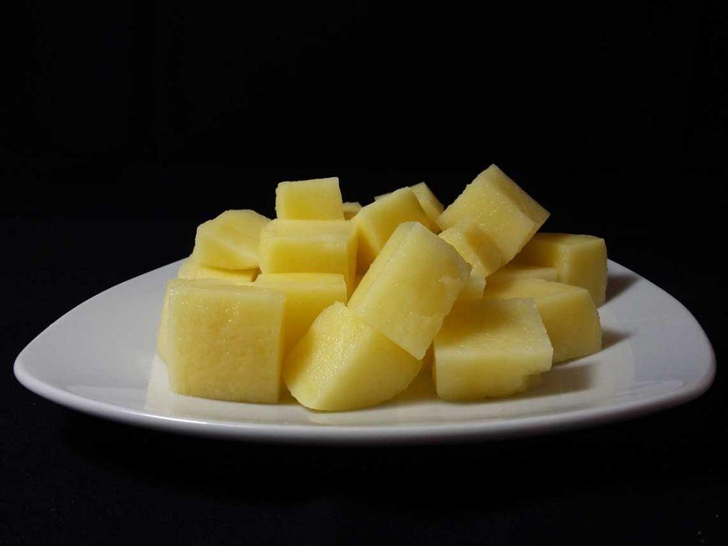Patatas bravas de Depatata