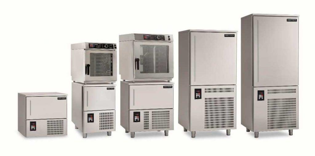 La amplia gama de abatidores de temperatura de Distform, para el proceso cook & chill
