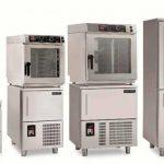 El proceso cook & chill, en una sola columna de 520 mm de ancho