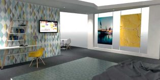 Graphispag mostrará las posibilidades de la impresión en el interiorismo hostelero