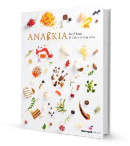 Portada del libro Anarkia, de Jordi Roca