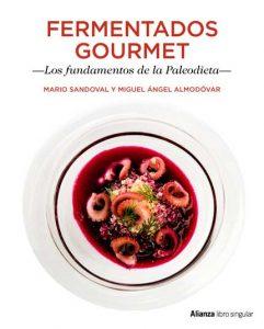 Portaad del libro Fermentados gourmet
