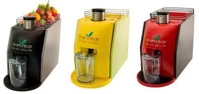 Las licuadoras compactas Vitamini