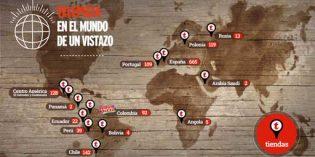 Telepizza, primera cadena de comida rápida europea que entra en Irán