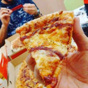 Pizza de Telepizza
