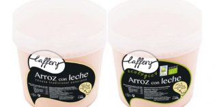 Solución para el postre: Arroz con leche Laffery para la restauración