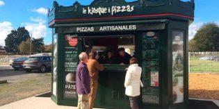 Le Kiosque à Pizzas trae a España su franquicia de kioscos de pizza