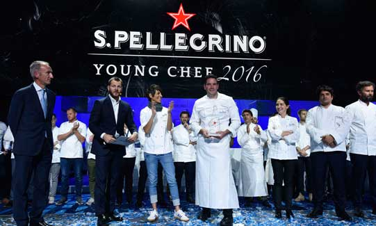Mitch Lienhard, S.Pellegrino Young Chef 2016