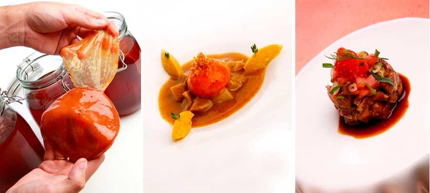 Kombucha, Miso de pepitoria y Miso de ventresca: platos con fermentados de Mario Sandoval