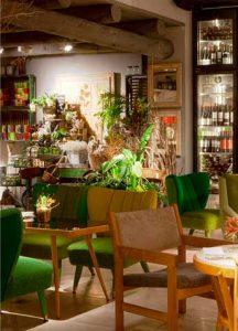 Café Jaime Beriestain de Barcelona