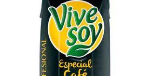 Bebida de soja Vivesoy Especial Café para hostelería