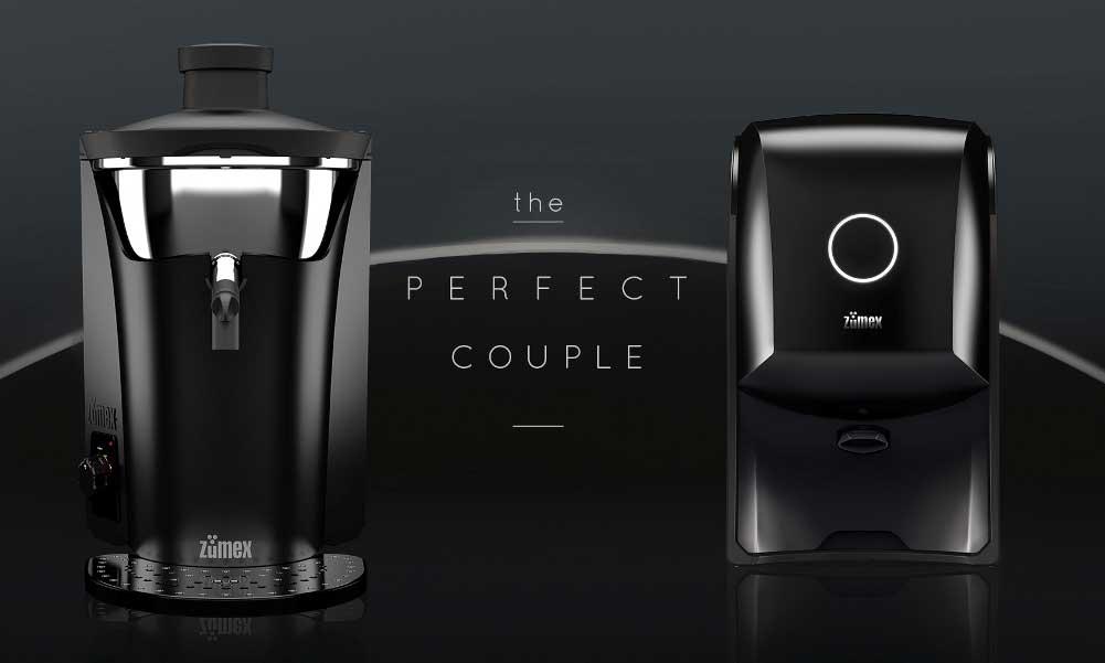 The Perfect Couple de Zumex: Spul + Multifruit