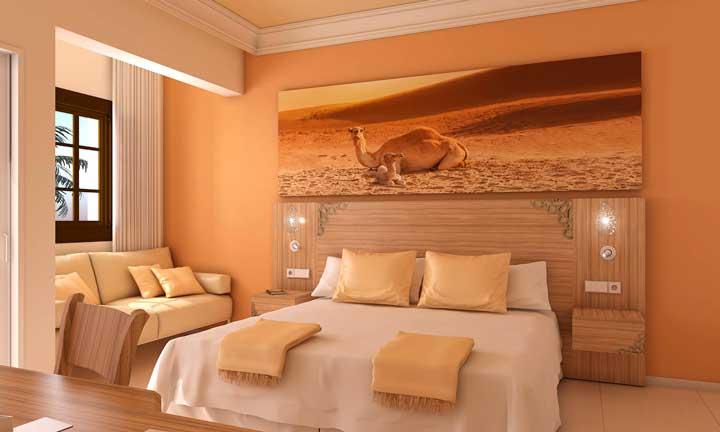 Habitación del Iberostar Club Palmeraie Marrakech,