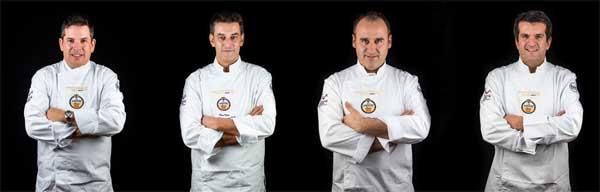 Los chefs protagonistas de la Pintxos Experience en Valencia