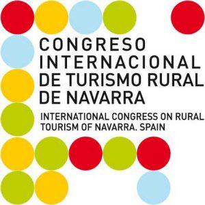 Logo del Congreso de Turismo Rural de Navarra