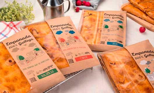 Empanadas gallegas Chousa